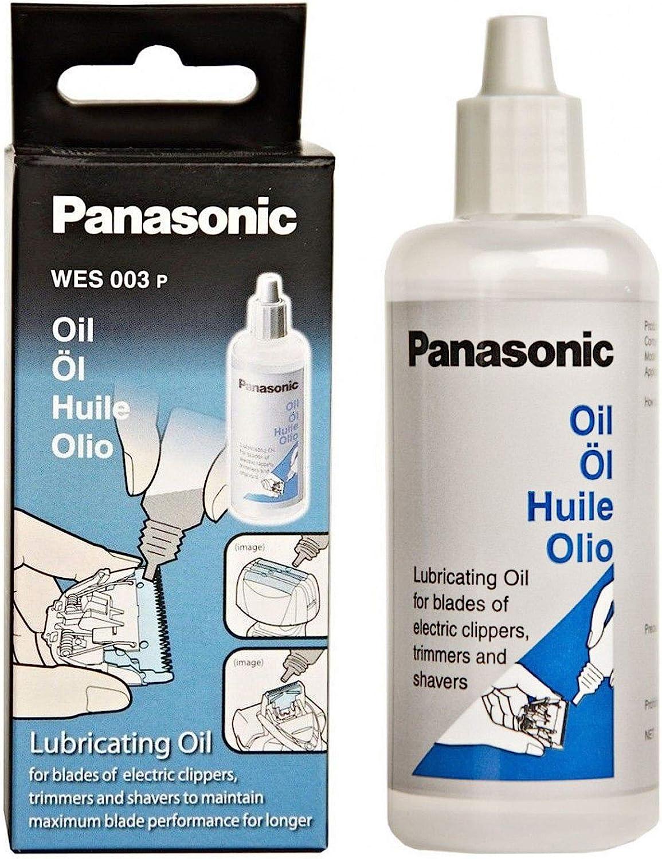 Panasonic - Aceite lubricante para cuchillas (50 ml): Amazon.es ...