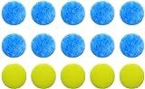 アーランド バスポンプのゴミ取りフィルター 10回分 (スポンジフィルター5枚+交換用フィルター10枚) G-25-10