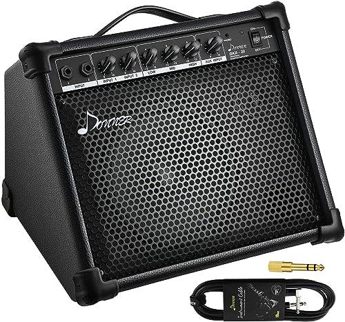 Donner DKA-20 AMP 20-Watt Keyboard Amplifier