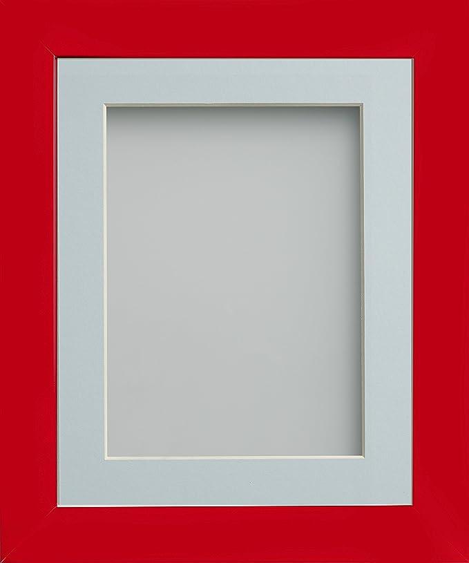 Frame Company Bilderrahmen, Candy-Kollektion, Plastik, Violett, 9x7 ...