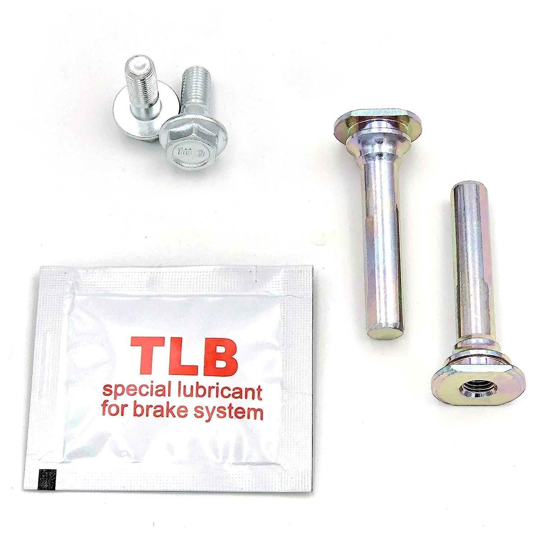 TLB 3D120 Quality Brake Caliper Guide Pin Kit Brake Caliper Bolt /& Pin Kit