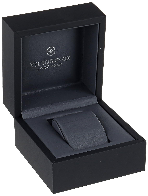 Amazon.com: Victorinox Swiss Army Mens 241405 Chrono Classic PVD Coated Grey Dial Watch: Victorinox: Watches
