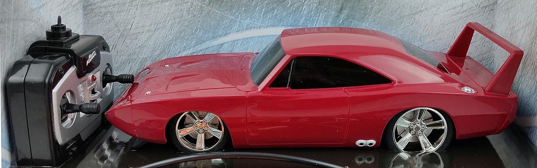 NKOK Fast & Furious Dodge Challenger Srt8 Radio Control 49 Mhz ...