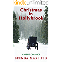 Christmas in Hollybrook: Amish Romance