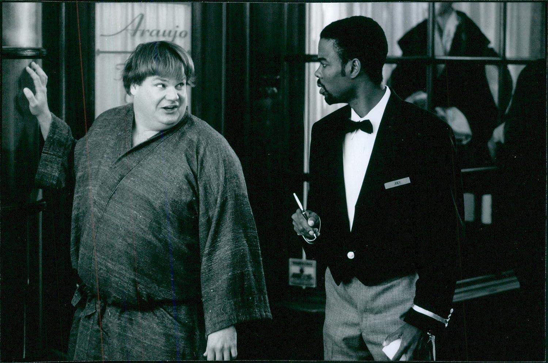 Vintage photo de 1997 Christopher Crosby