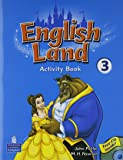 English Land  Level 3 Activity Book with CD