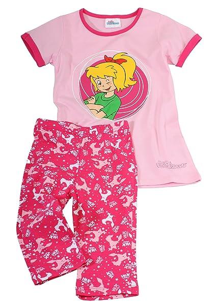 Tex-Ass - Pijama - para niña Rosa rosa