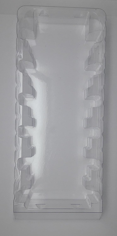 Wax Melt Tart Clamshell Retail Display Tray - Set of 12 Soyworx
