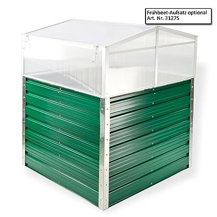 Set metal Bancal Rose ndaal verde 99 x 99 x 80 cm, incluye ...