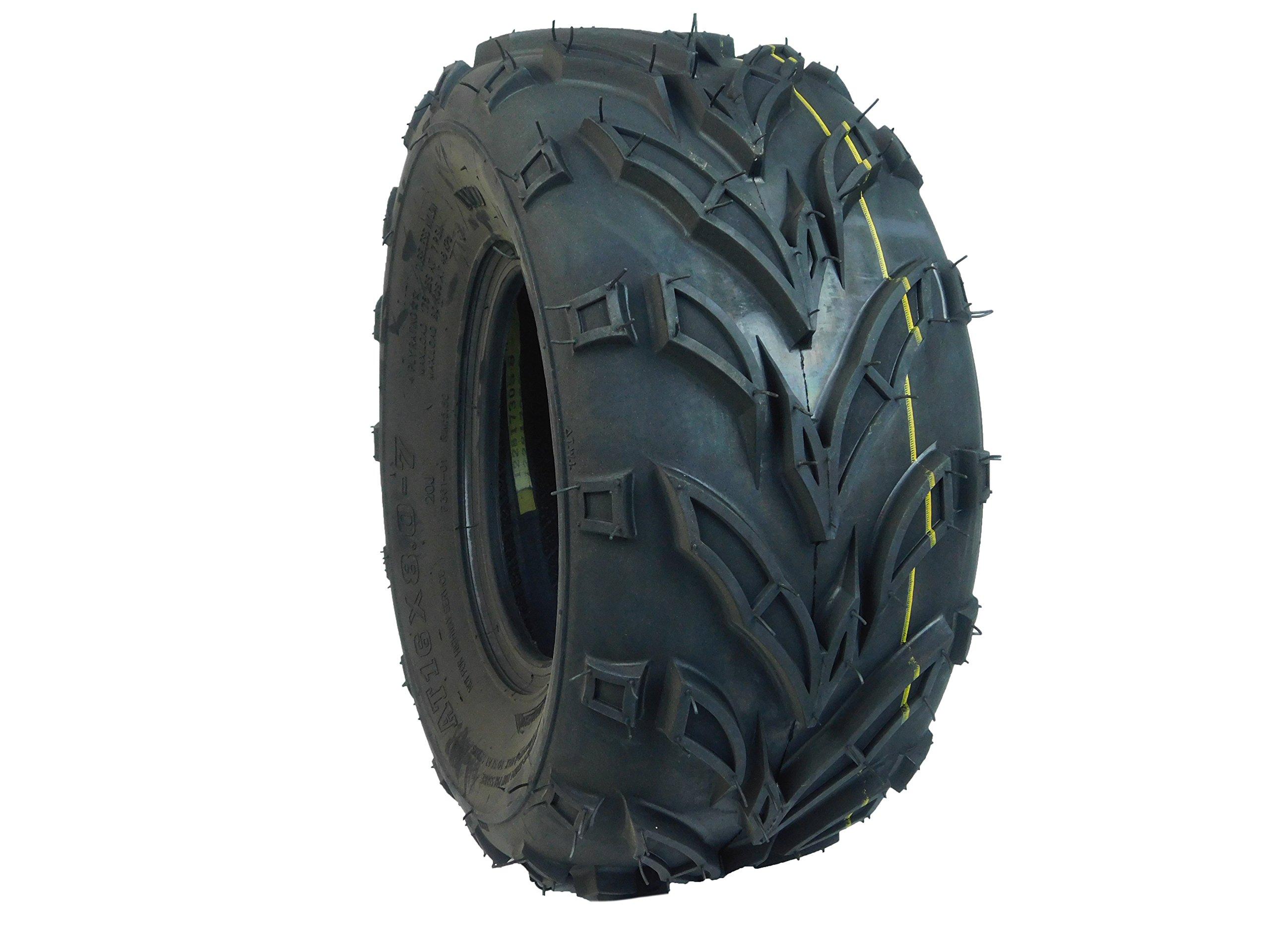 New Single 1 of 16x8.00-7 MASSFX ATV /ATC Tire 16x8-7 16/8-7 16x8x7 MO1687