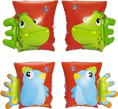 Bestway 32115 - Manguitos Hinchables Dinosaurio & Loro 23x15 cm ...
