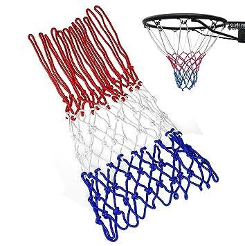 Amazon.com: LERTREE - Red de baloncesto resistente a todo ...