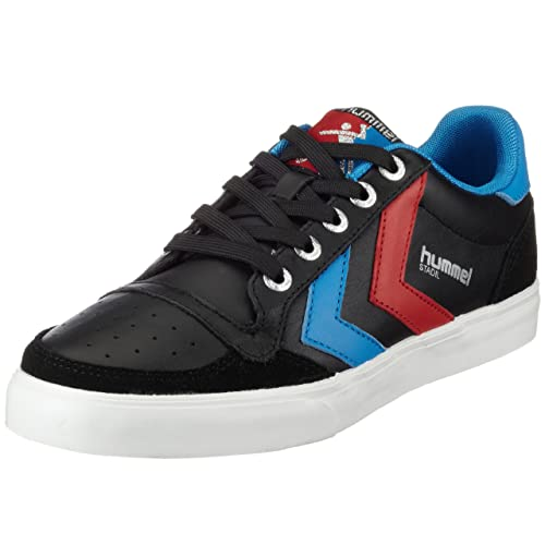 half off bd632 58271 Hummel Men's Stadil Low Trainer: Amazon.co.uk: Shoes & Bags