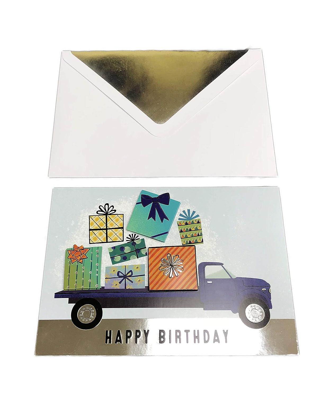 Truck Birthday Ecard | www.topsimages.com