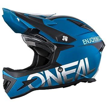Oneal 0615-611 Casco de Bicicleta, Negro, XS