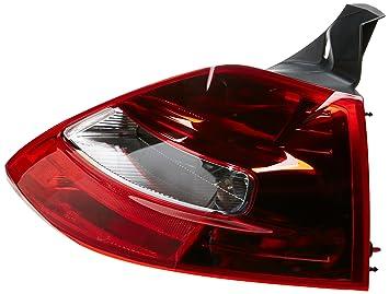 Amazon.com: Renault Megane II 3dr 5dr cola luz lámpara ...