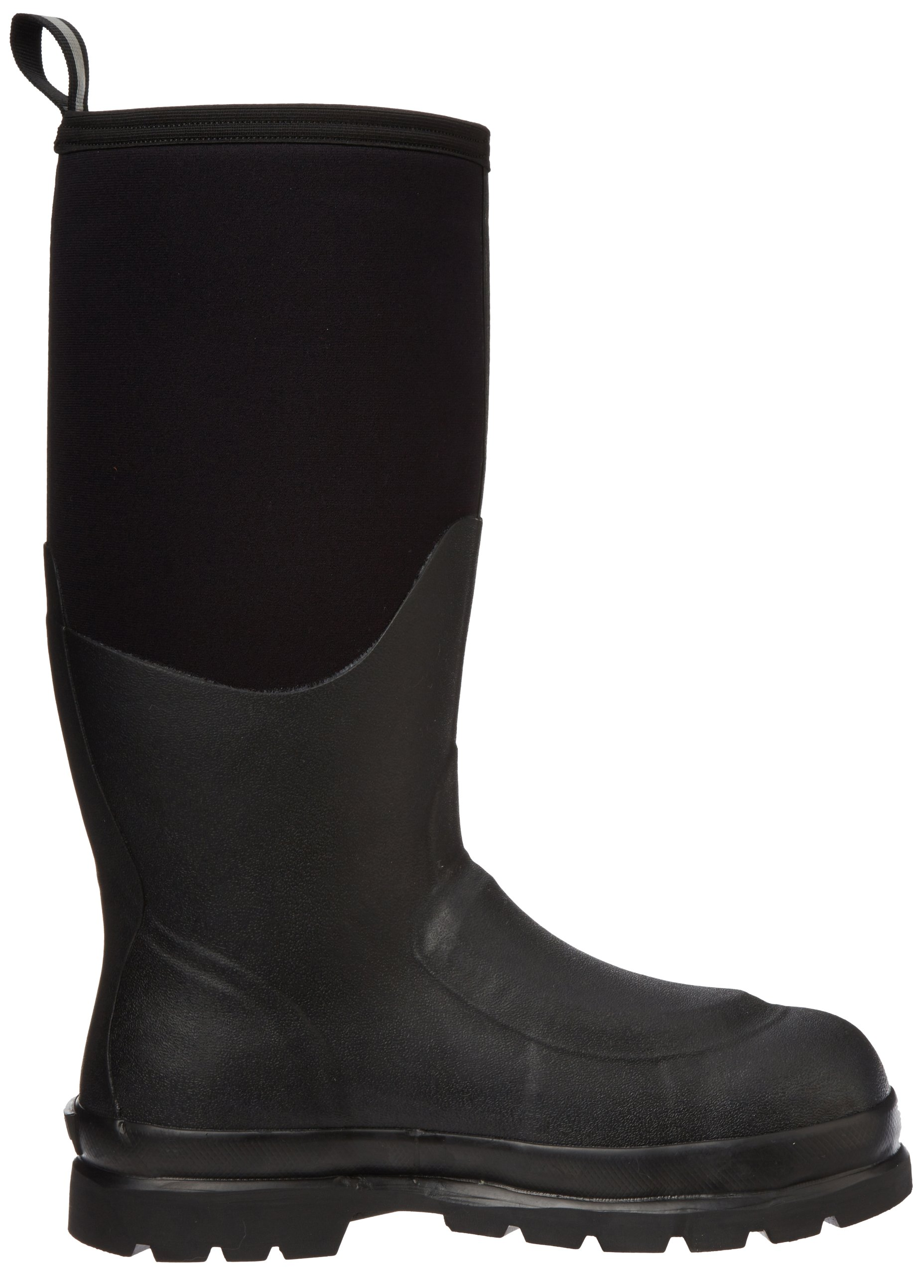 MuckBoots Men's Chore Safety Toe Metatarsal Work Boot,Black,10 M US by Muck Boot (Image #6)