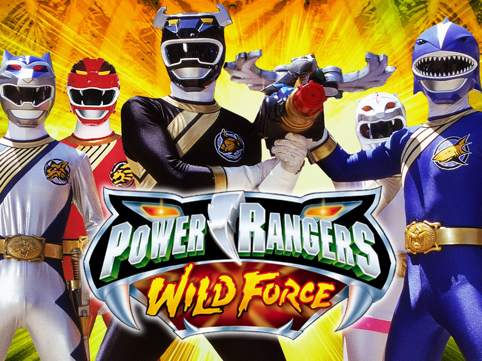 Amazon com: Power Rangers Wild Force Season 1: Philip