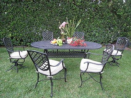 Amazon.com: Al aire última intervensión Muebles de jardín ...