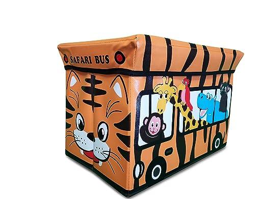 my1st Caja de Juguetes niños, Caja de Juguetes con Tapa es Muy ...
