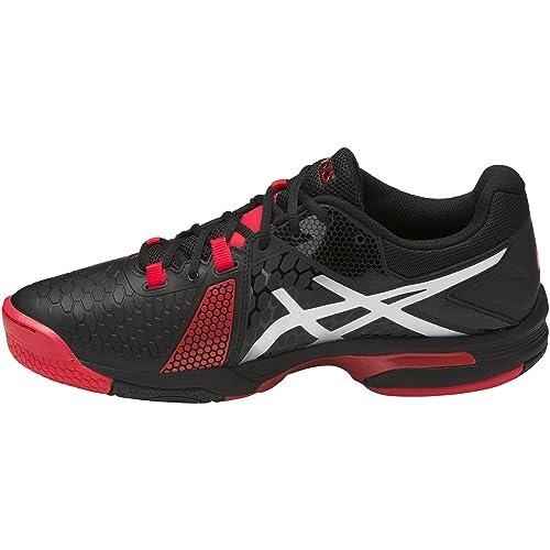 ASICS Gel Blast 7 Men's Indoor Court Shoes BlackSilverRed