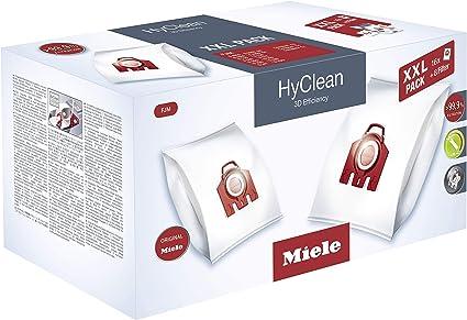 Miele 10408420, FJM HyClean Bolsas para aspiradora, Pack XXL: Amazon.es: Hogar