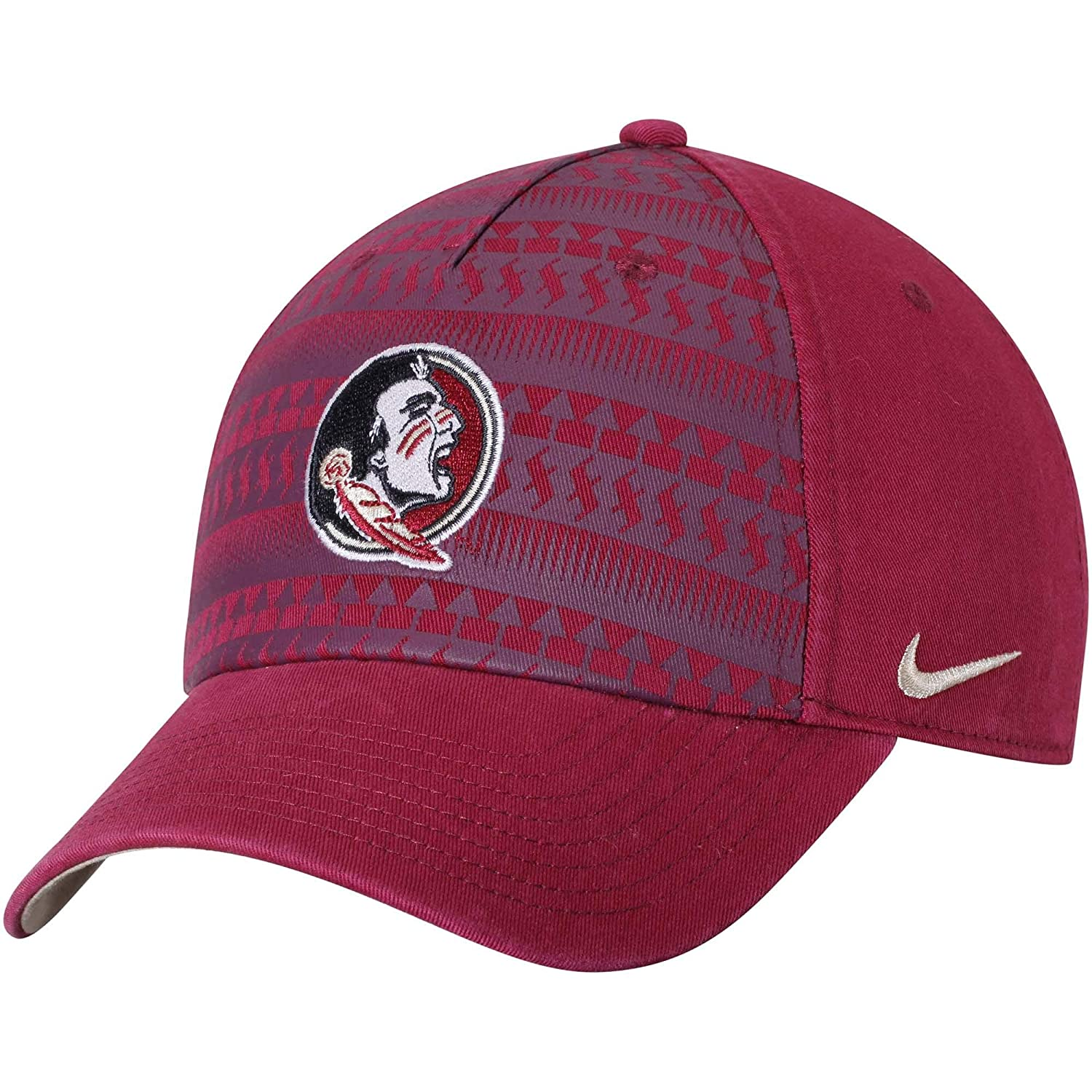 Nike Florida State Seminoles Benassi Slide Adjustable Hat