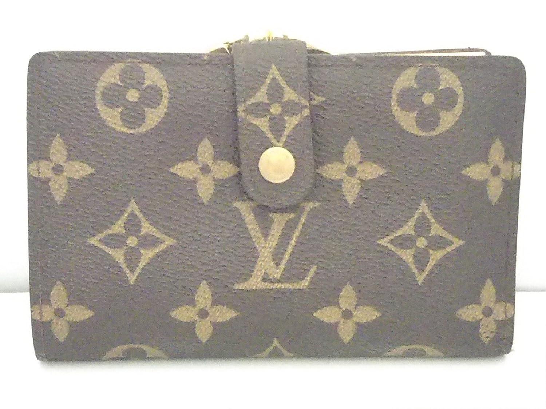 (ルイヴィトン) LOUIS VUITTON 2つ折り財布 ポルト モネビエ ヴィエノワ M61663 【中古】 B07DNYD7S9  -
