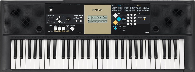 Yamaha YPT-220 Teclado Portátil, 61 teclas