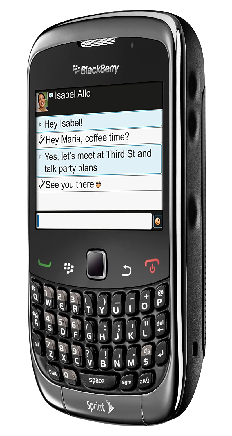 blackberry curve 9300 6 0 user guide sample user manual u2022 rh huelladakarbolivia com Sprint BlackBerry Curve 9300 Sprint Smartphones