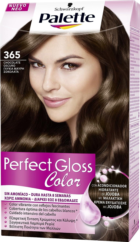 Palette Perfect Gloss 365 Chocolate Oscuro - 115 ml: Amazon ...