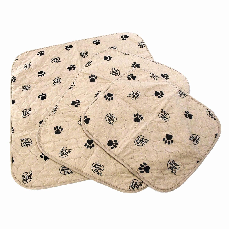 reusable washable dog potty pee pads