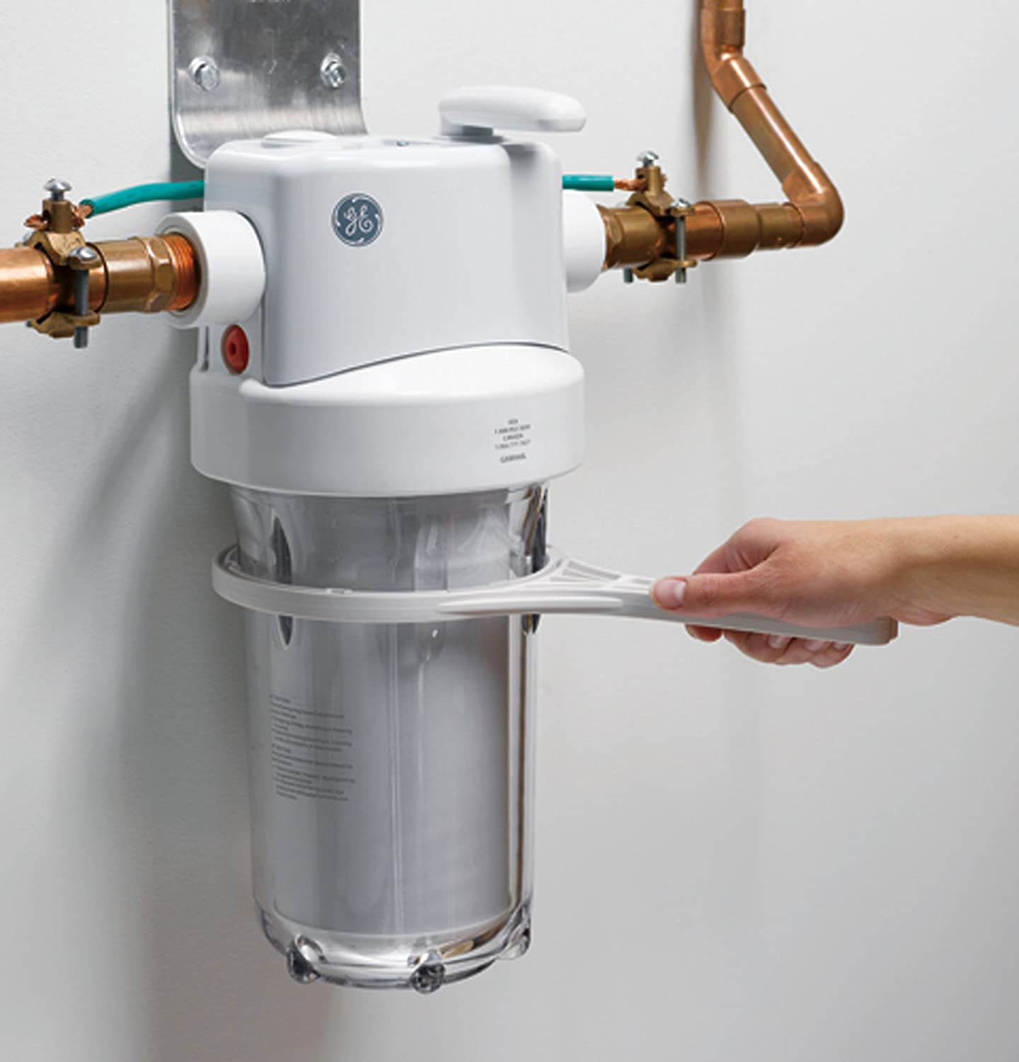 GE Whole Home Filtration System