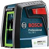 Bosch GLL 30G PVC Self Levelling Cross Green Line Laser (Blue)