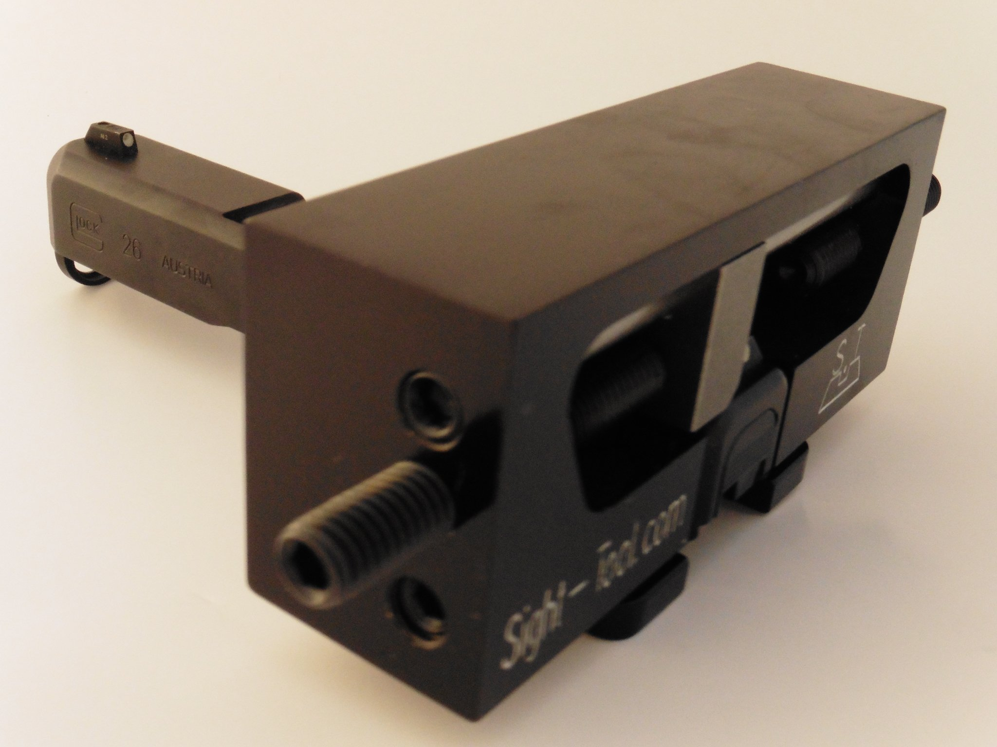 Universal Handgun Sight Pusher Tool for 1911 Sig springfield and others* Best tool on the market for front or rear sights* MADE IN USA by sight-tool.com (Image #3)