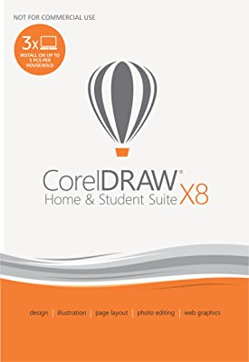 CorelDRAW Home & Student Suite X8 [Download]