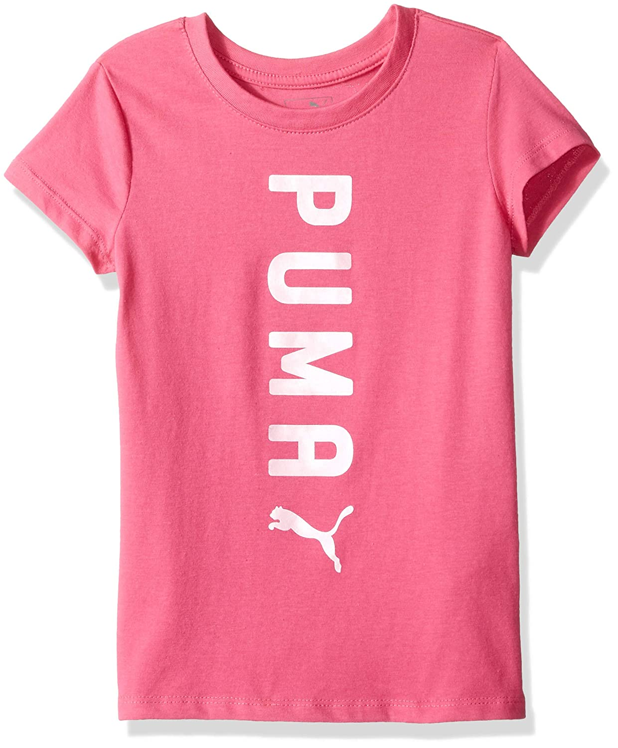 PUMA Big Girls Graphic T-Shirt