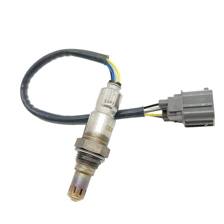 SCITOO Replacement for Air Fuel Ratio Sensor Oxygen Sensor 24302 2004 2005 2006 2007 2008 Acura TL 3.2L 2005 2006 2007 2008 Honda Pilot 3.5L