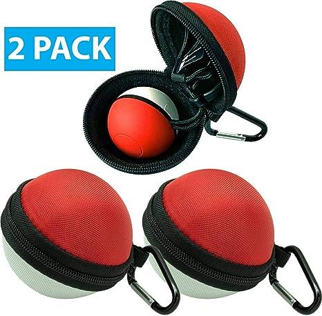 Funda de Transporte para Nintendo Switch Poke Ball Plus Compatible con Pokemon Lets Go Pokeball Plus: Amazon.es: Electrónica