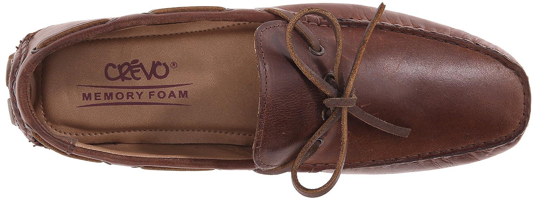 5a41c79729d714 Amazon.com   Crevo Men's Kroozer Boat Shoe   Shoes