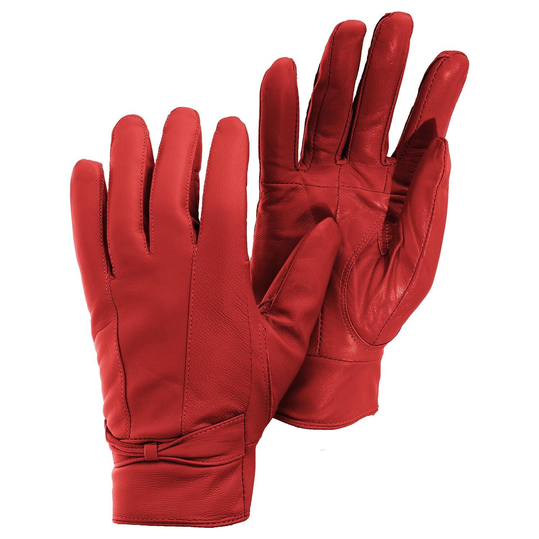 Damen Leder-Handschuhe