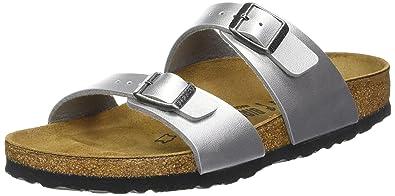 Chaussures à bout ouvert Birkenstock Sydney femme jDQSz