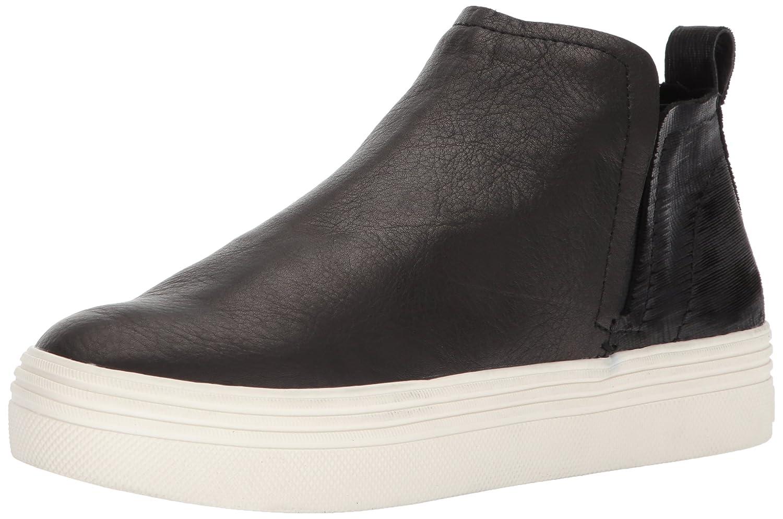 Dolce Vita Women's Tate Sneaker B077NG87PZ 9.5 B(M) US|Onyx Leather