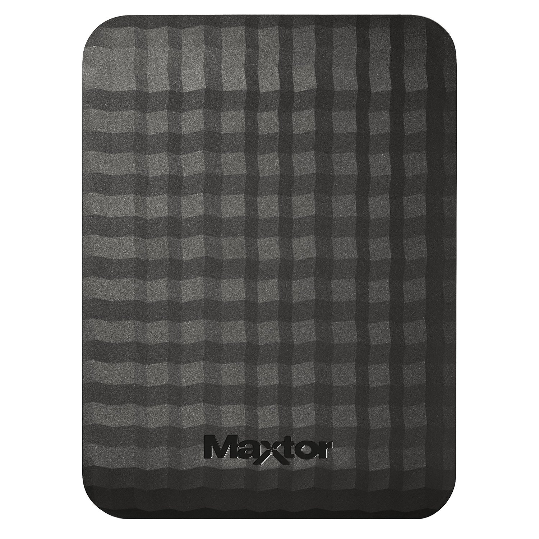 Maxtor STSHX-M101TCBM - Disco duro externo de 1 TB (2.5