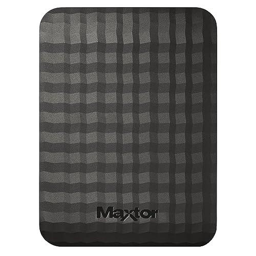 Maxtor 1TB USB 3.0 portable hard drive