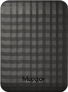 "Maxtor STSHX-M101TCBM - Disco duro externo de 1 TB (2.5"", USB 3.0/3.1 Gen 1)"