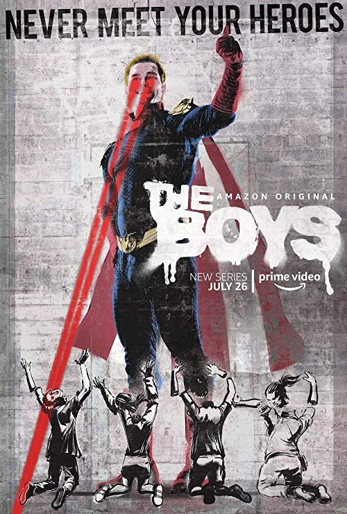 Lionbeen The Boys - Movie Poster - Cartel de la Pelicula 70 ...