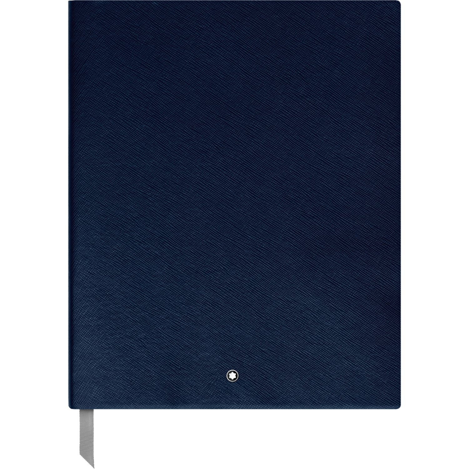 Montblanc Sketch Book Indigo Lined #149 Fine Stationery 116953 / Elegant Sketching Book with Leather Binding and Ruled Pages / 1 x (8.2 x 10.2 in.) by MONTBLANC
