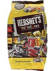 HERSHEY'S Miniatures Chocolate Assortment, 56 Oz
