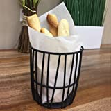 """12"""" x 12"""" White Food-Safe Tissue Liner, Food Basket Liner, Deli Wrap, Clipper Mill by GET 4-TS1010"""